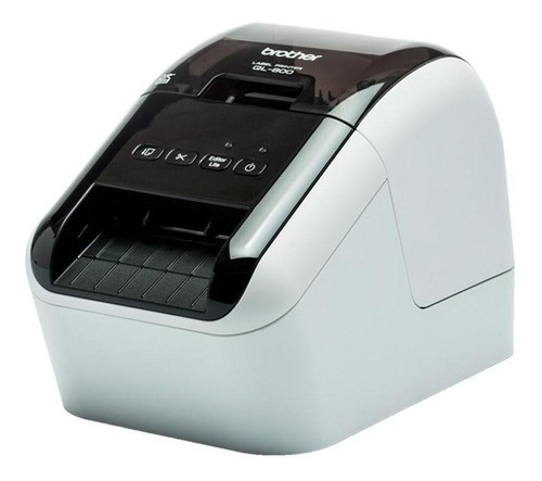 Impressora Brother de Etiquetas Profissional QL-800 ATÉ 300X600 DPI USB