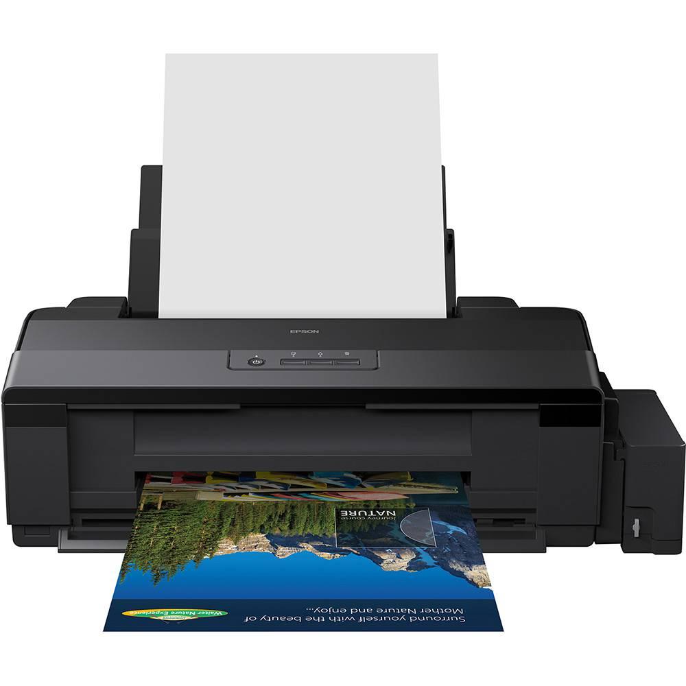 Impressora EPSON Tanque Tinta A3 L1800 Fotografica Ecotank