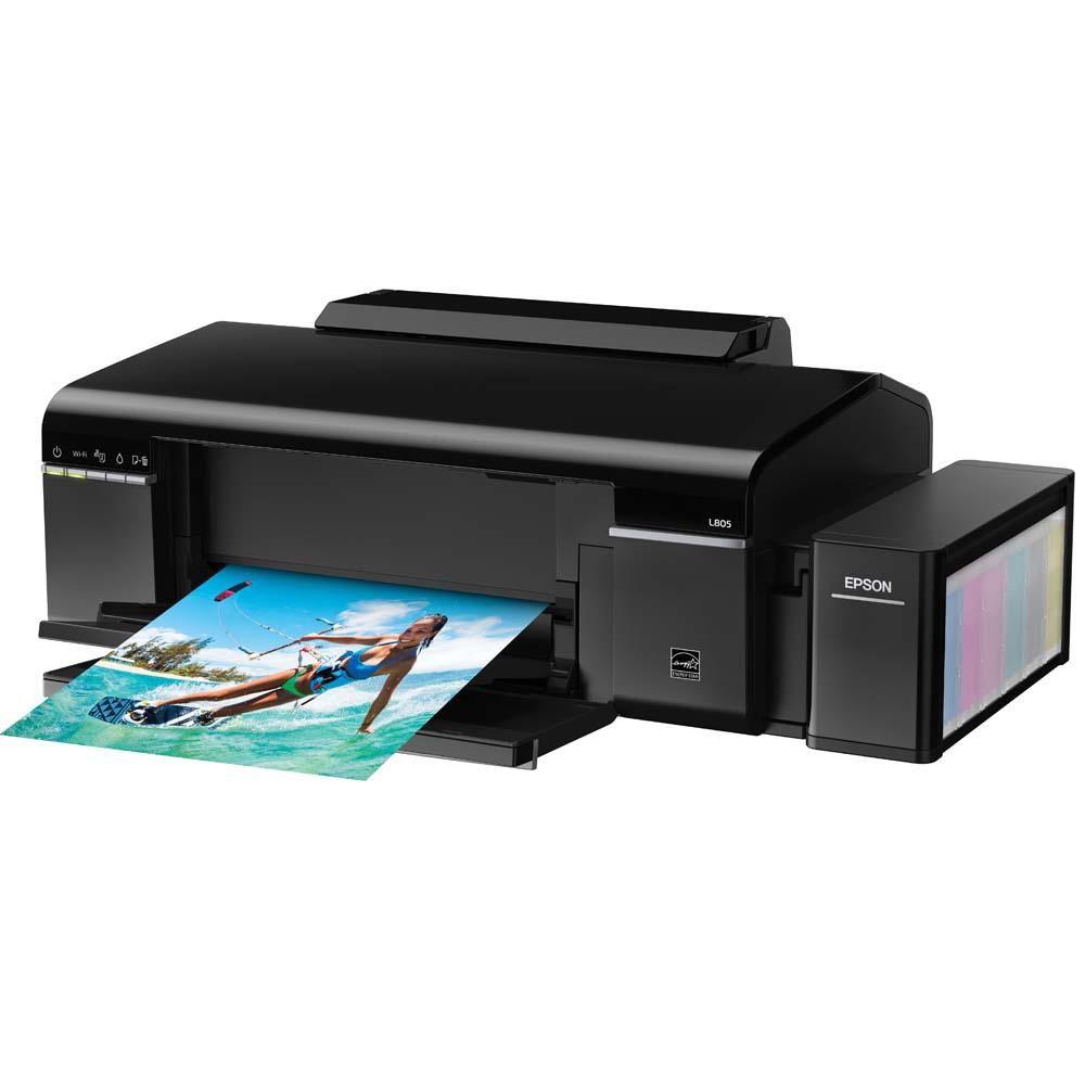 Impressora EPSON Tinta STYLUS Photo L805 Wifi C11CE86302
