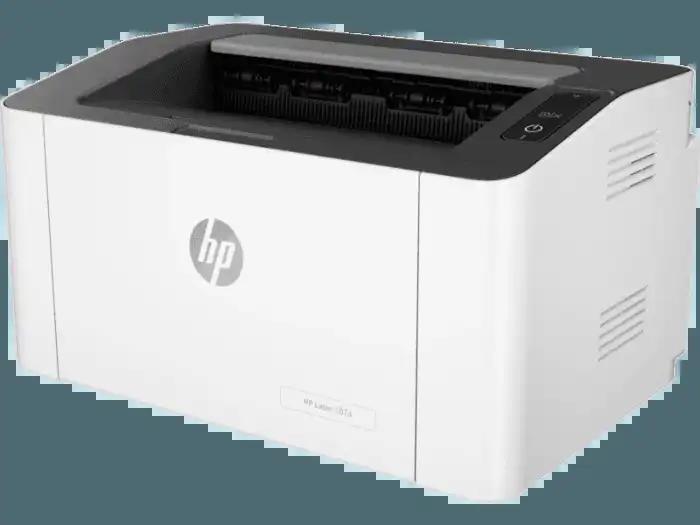 Impressora HP Laser 107a Preto e Branco USB 110v