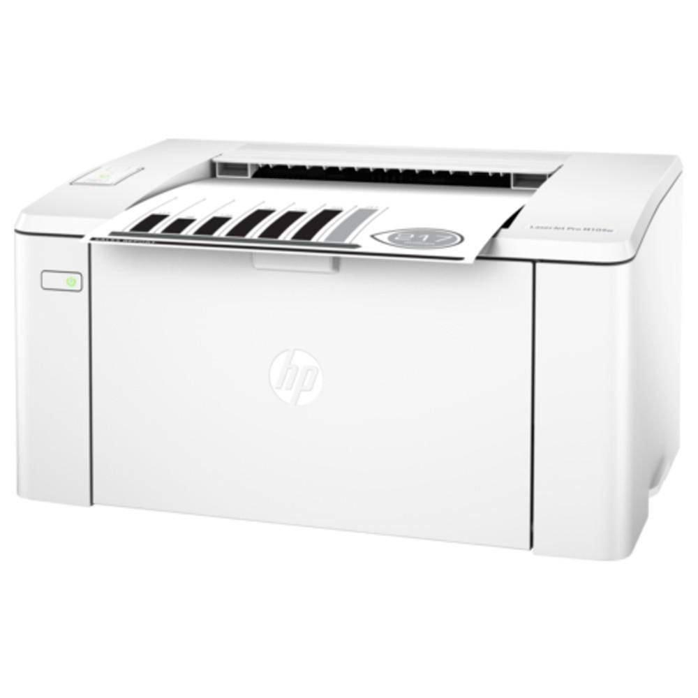 Impressora HP Laserjet PRO Mono M104W Wifi USB Preto Branco