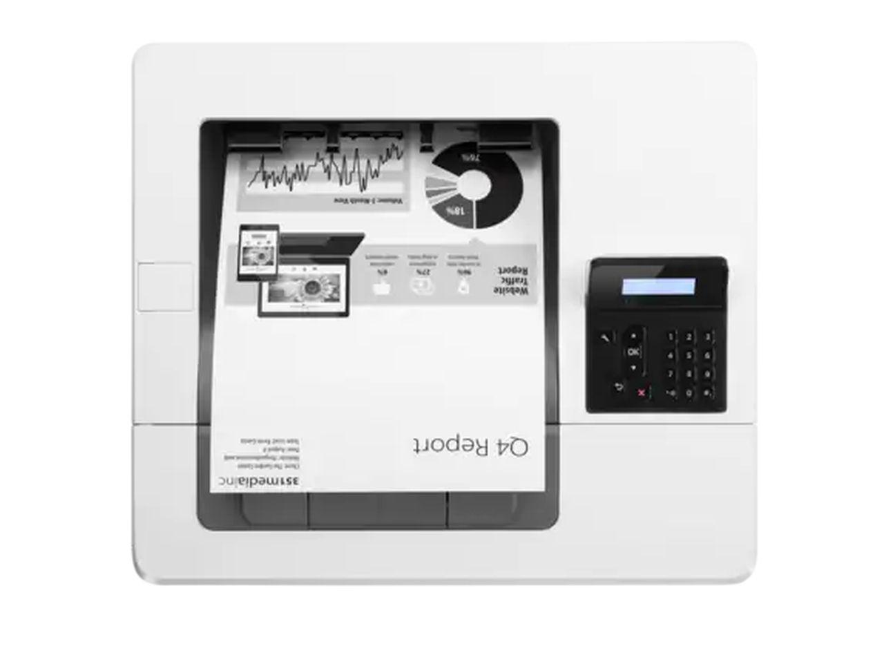 Impressora HP Laserjet PRO Mono M501DN USB J8H61A#696