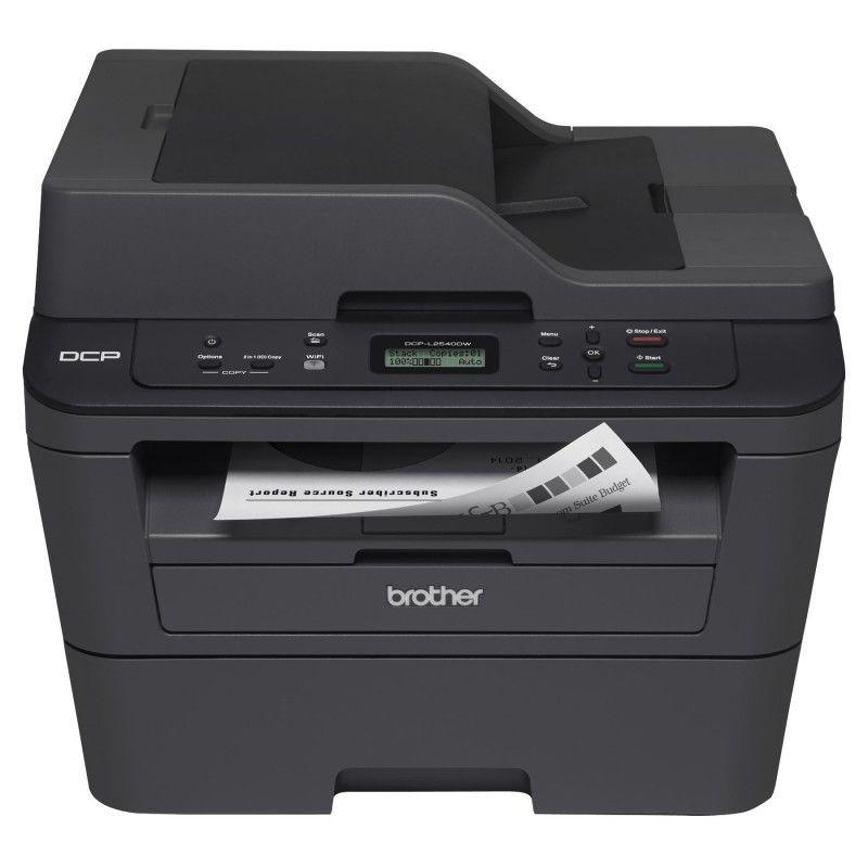 Impressora Multifuncional Brother Laser PT DCP-L2540DW Wifi