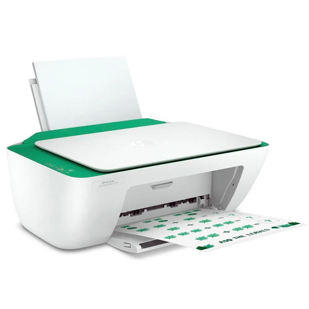 Impressora Multifuncional HP Deskjet Ink Adavante 2376 Jato de Tinta Colorida Bivolt