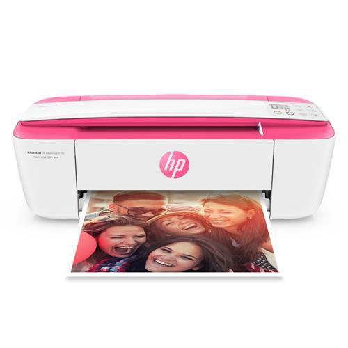 Impressora Multifuncional HP Deskjet INK Advantage 3786 Wifi