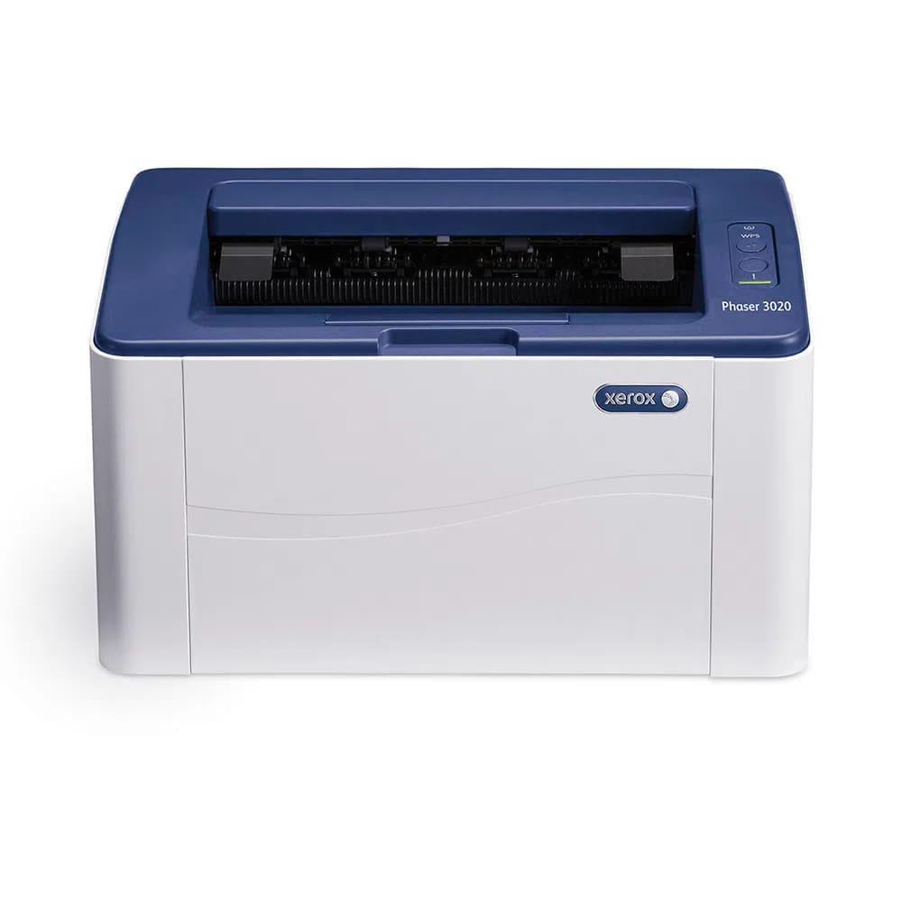 Impressora Xerox Phaser 3020 Laser Mono Wi-Fi 110V 3020/BI