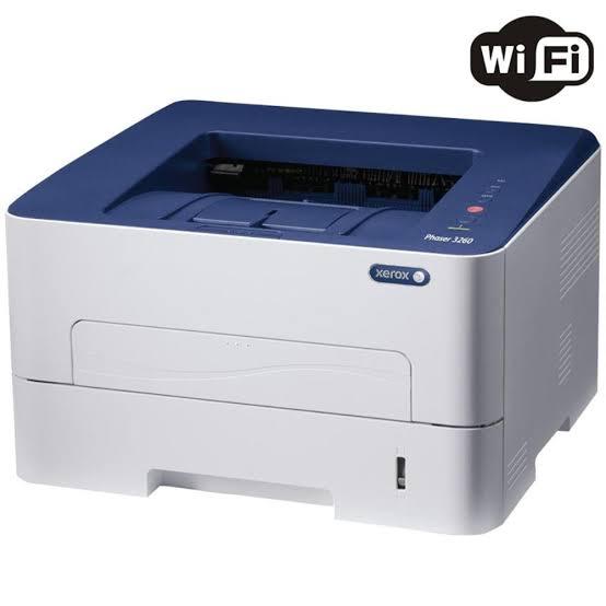 Impressora Xerox Phaser 3260 Laser, Mono Wi-Fi 110V