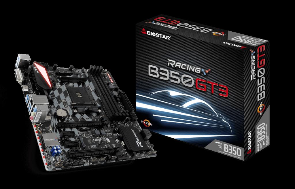 Kit Gamer Upgrade B350GT3 AM4 B350 RGB + Processador Ryzen 3 2200G