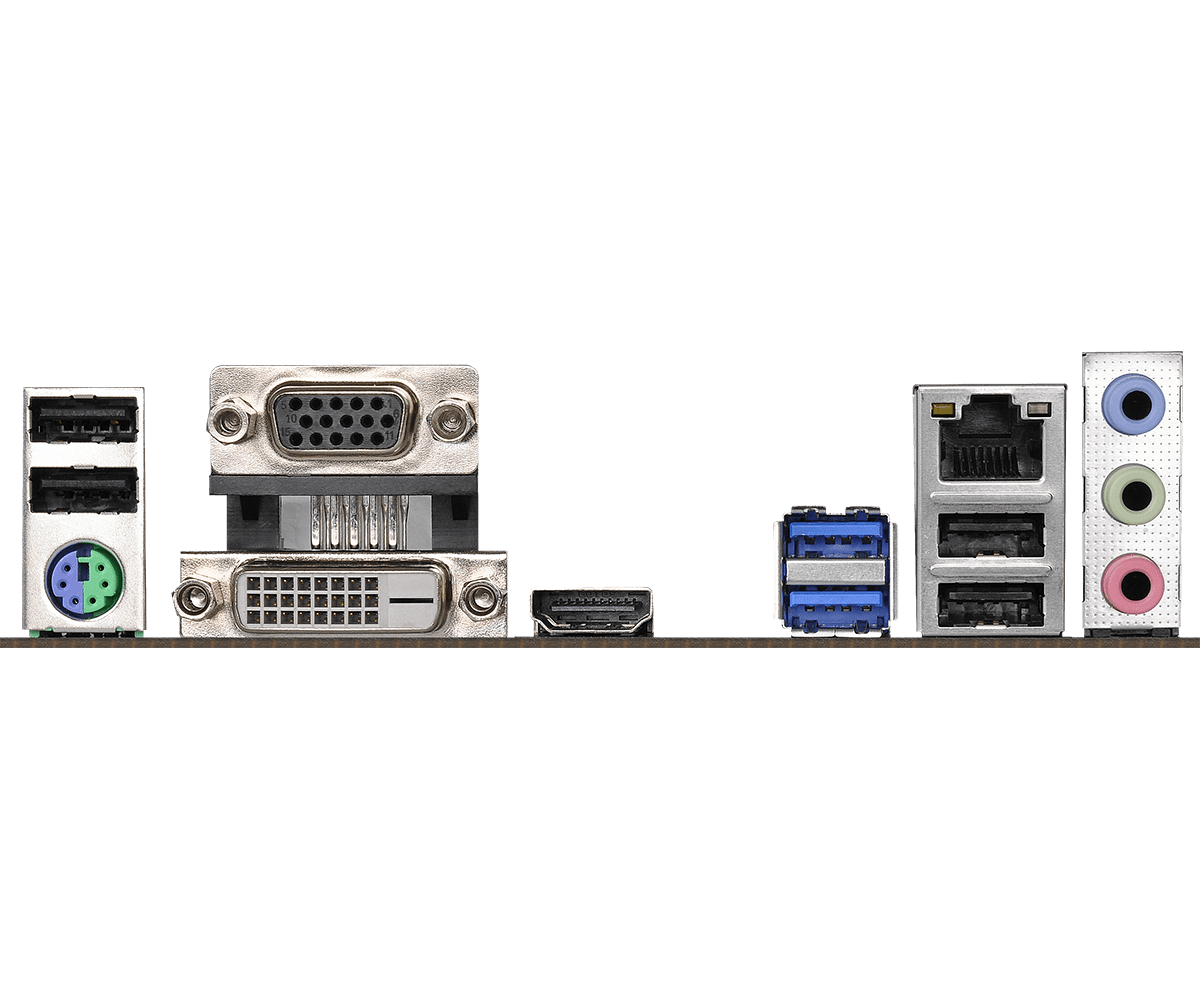 Kit Upgrade Gamer H310M HDV 1151 + Processador i3 8100 + 8GB DDR4