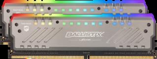 Memoria Ballistix Trace RGB 32GB KIT 16X2 DDR4 2666 MHZ CL16