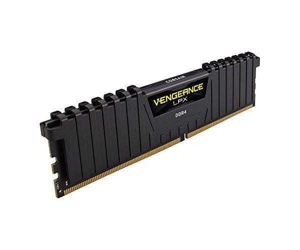 Memória Corsair Vengeance LPX 4GB 2400Mhz DDR4 CMK4GX4M1A2400C16
