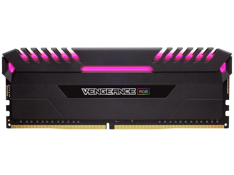 Memoria DDR4 Corsair 32GB 2X16GB 3000MHZ CL16 Vengeance RGB