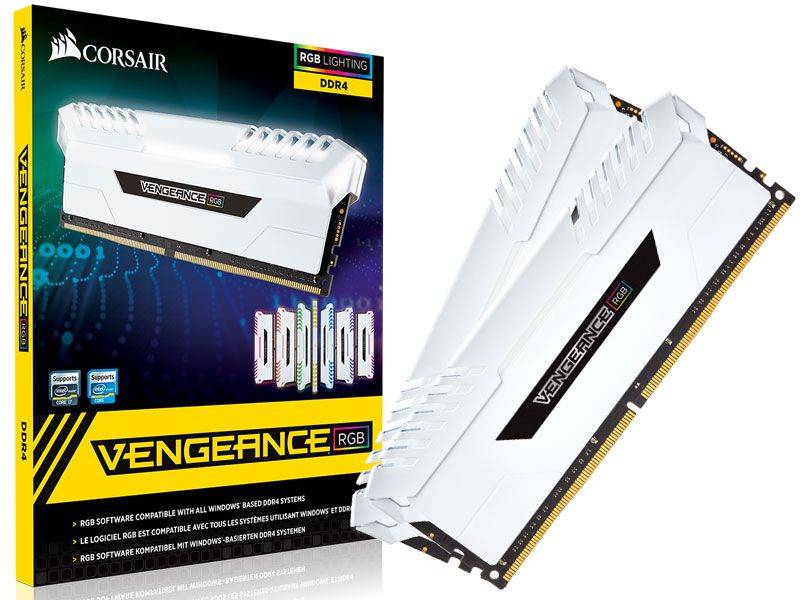 Memoria Gamer DDR4 Corsair 16GB 2X8GB 3000MHZ CL15 Vengeance