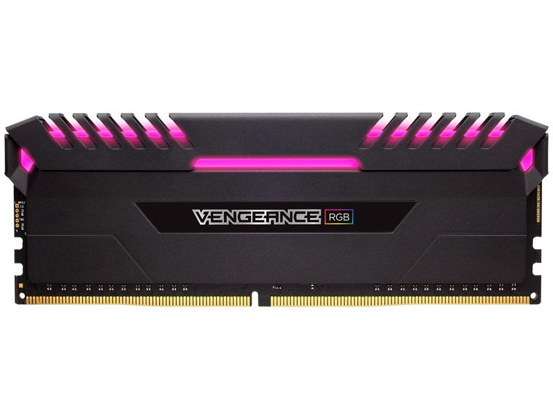 Memoria Gamer DDR4 Corsair 16GB 2X8GB 3000MHZ Vengeance RGB