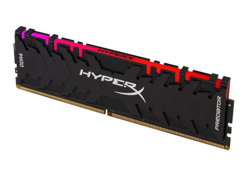 Memoria Gamer DDR4 HYPERX Predator RGB 32GB 4X8GB 2933MHZ