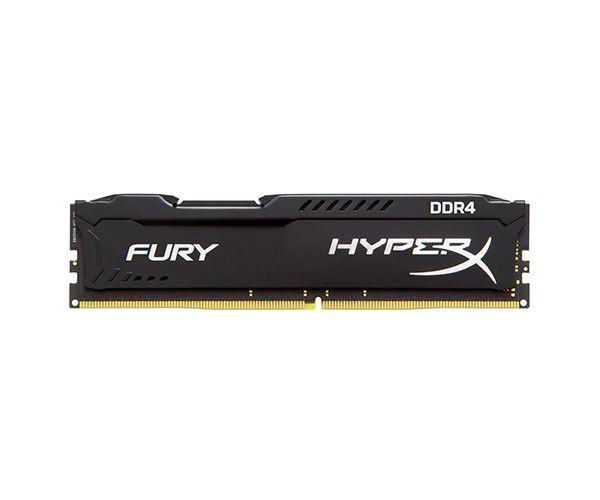 Memória Kingston HyperX Fury 4GB DDR4 2666Mhz Black HX426C16FB3/4