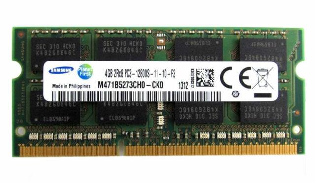 Memória Samsung Notebook 4GB DDR3 1333MHz SODIMM M471B5273CH0-CKO
