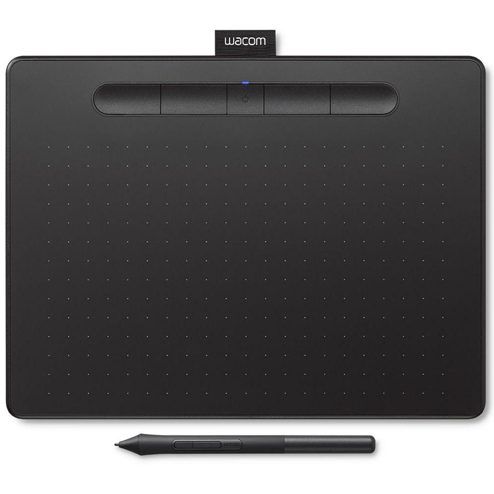 Mesa Digitalizadora Wacom Média Bluetooth Intuos CTL6100WLK0