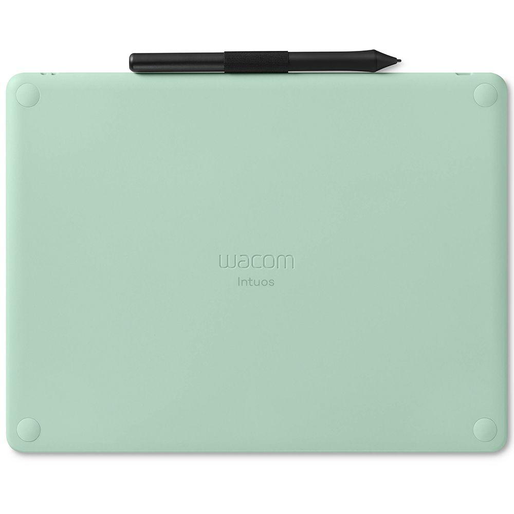 Mesa Digitalizadora Wacom Média Bluetooth Verde CTL6100WLE0