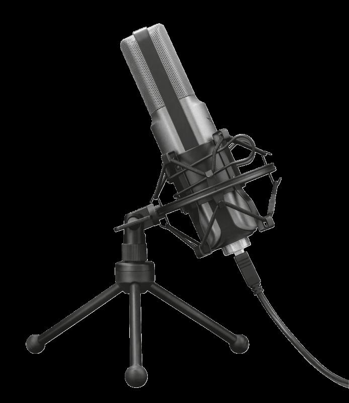 Microfone Streamer Trust Gaming GXT 242 Lance - 22614