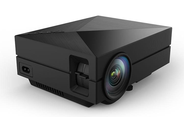 Mini Projetor PCTOP 1000 2X HDMI VGA USB PJ1000L