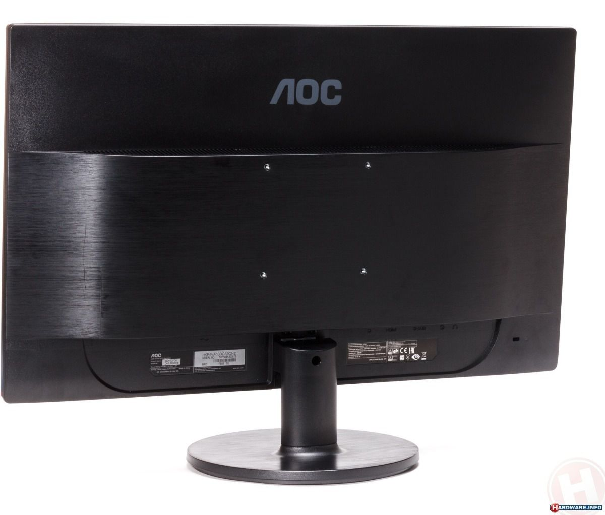 "Monitor 24"" LED AOC Gamer Sniper 75HZ 1MS FULL HD G2460VQ6"
