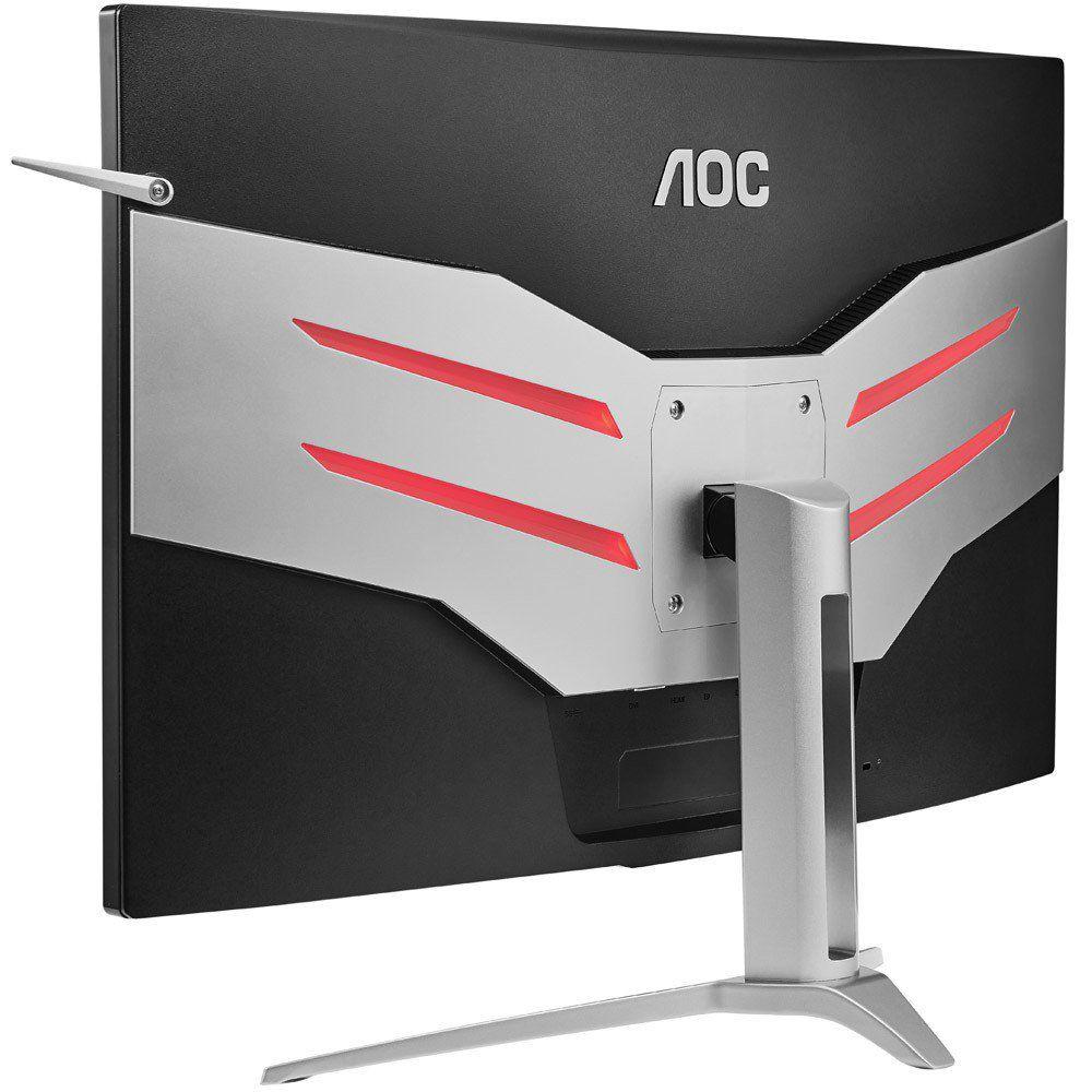 "Monitor 32"" LED AOC Gamer AGON Curve 144HZ Free SYNC AG322"