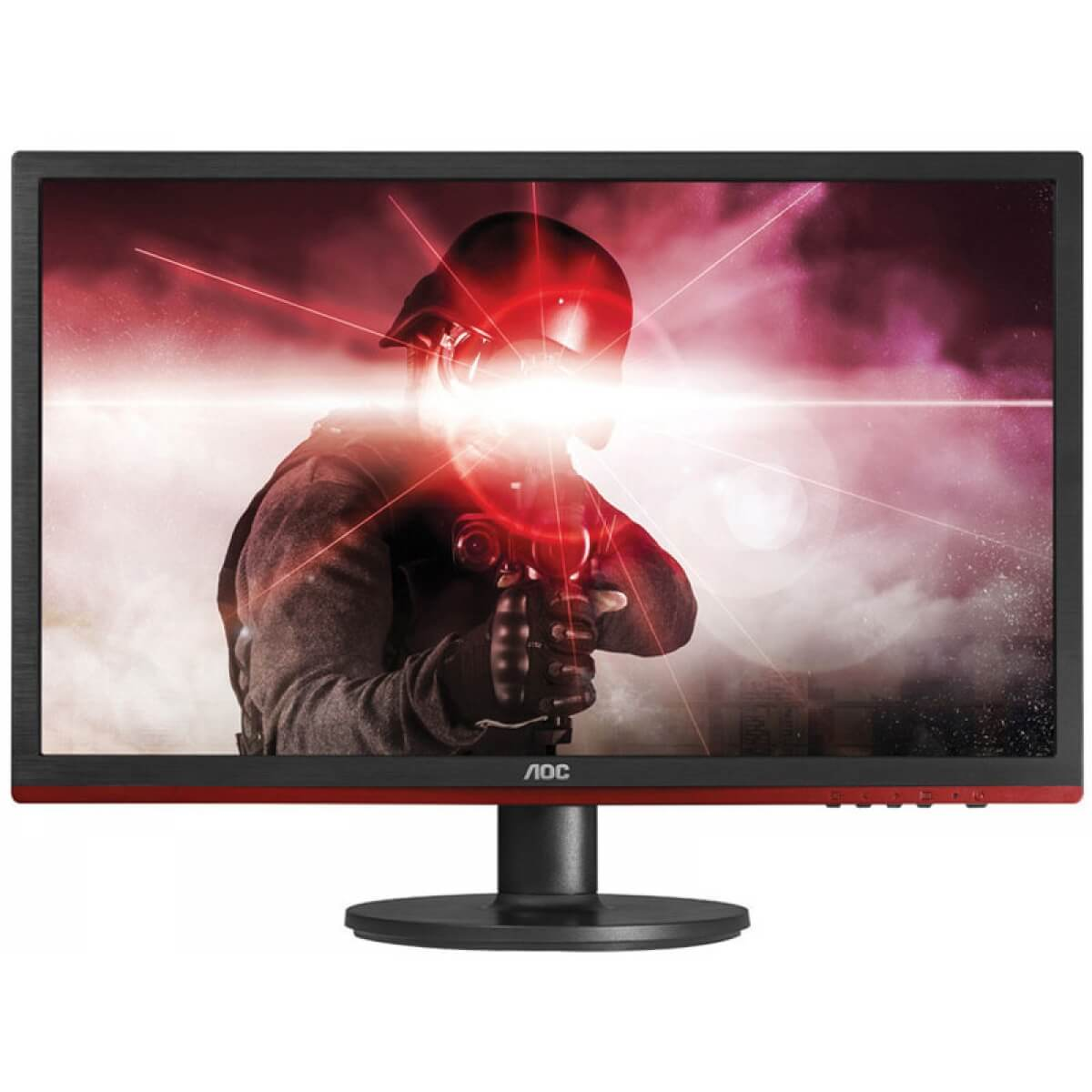Monitor AOC Gamer 21,5 FULL HD 1MS 75HZ Freesync G2260VWQ6