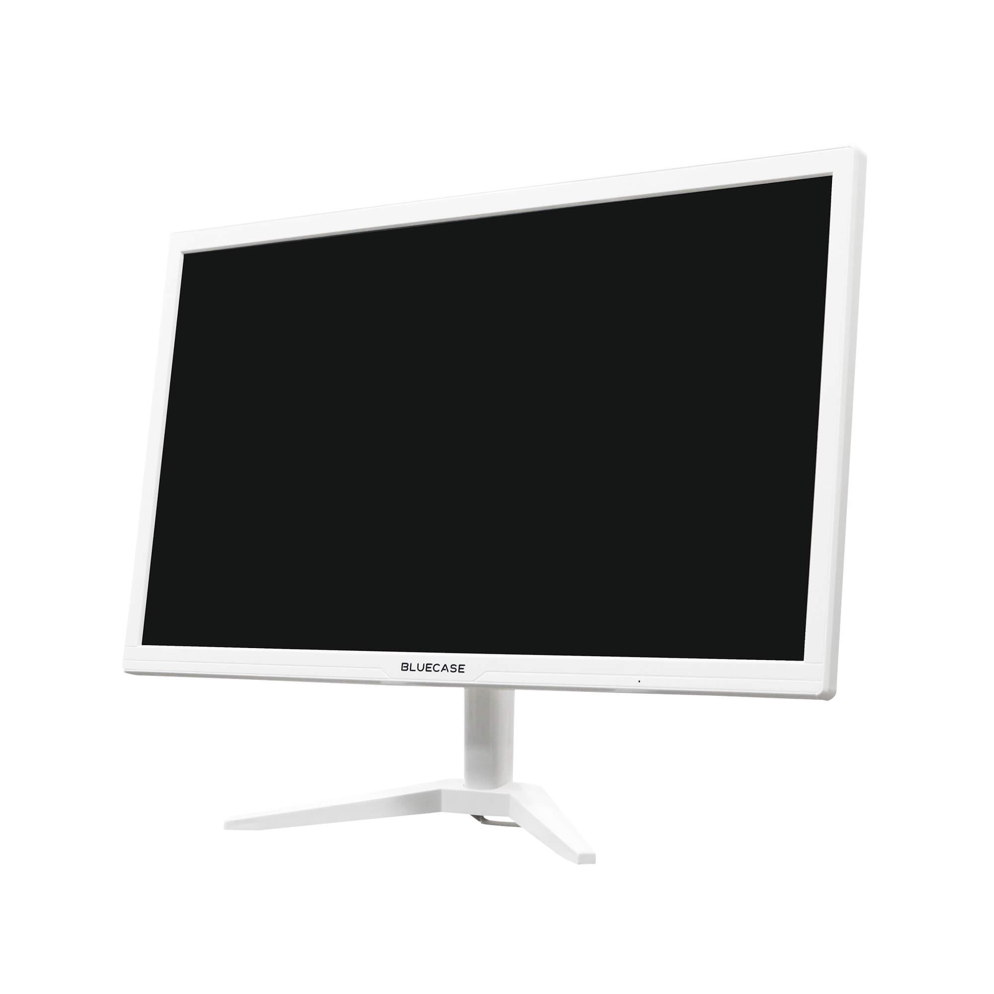 """Monitor BlueCase 19"""" Led HDMI VGA Branco BM19D2HVW"""