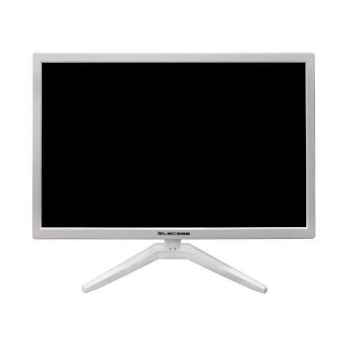 "Monitor BlueCase 21,5"" Branco FullHD VGA HDMI BM22D2HVW"