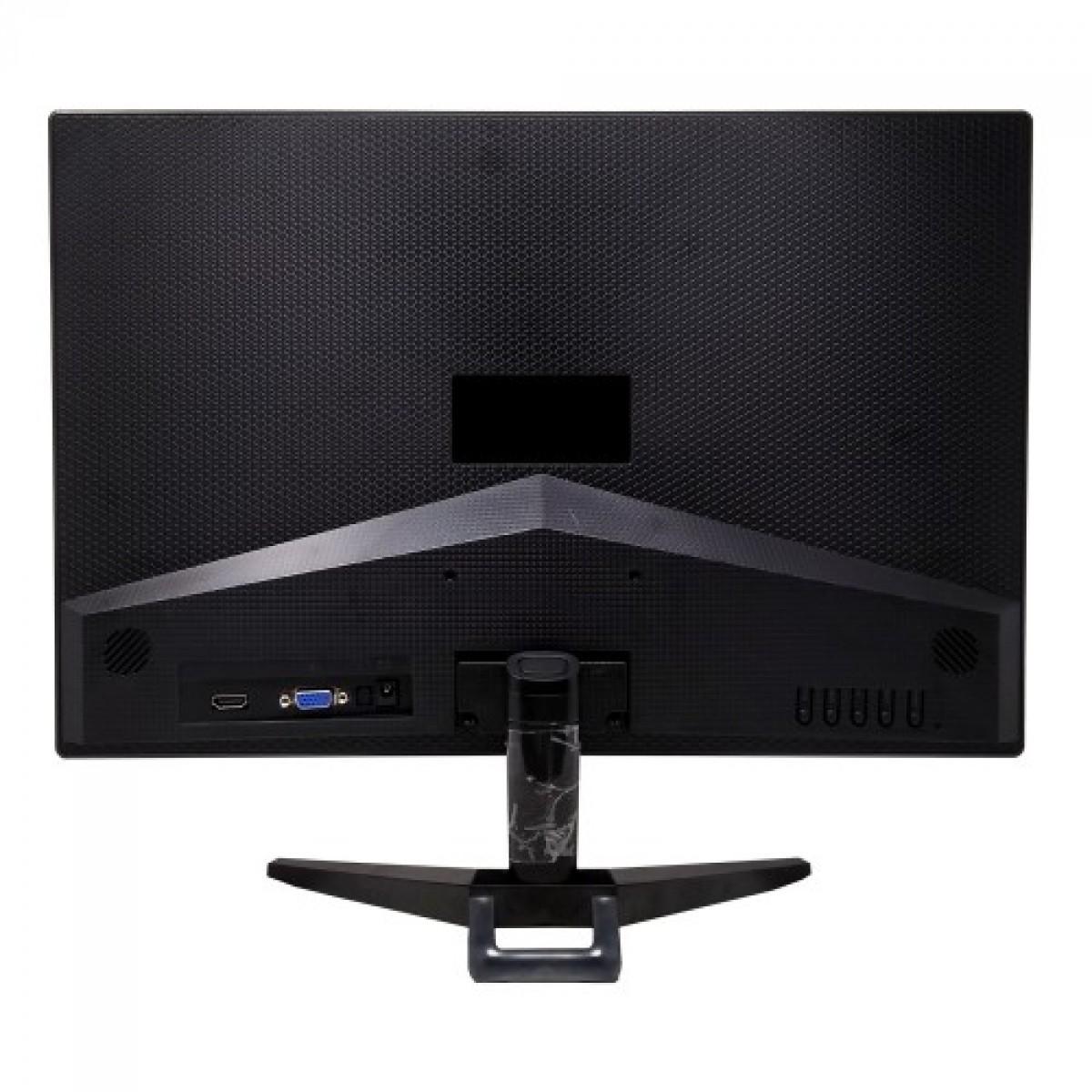 """Monitor Bluecase Led 23,6"""" Full HD VGA Hdmi 5MS Bm24d1hvw case"""