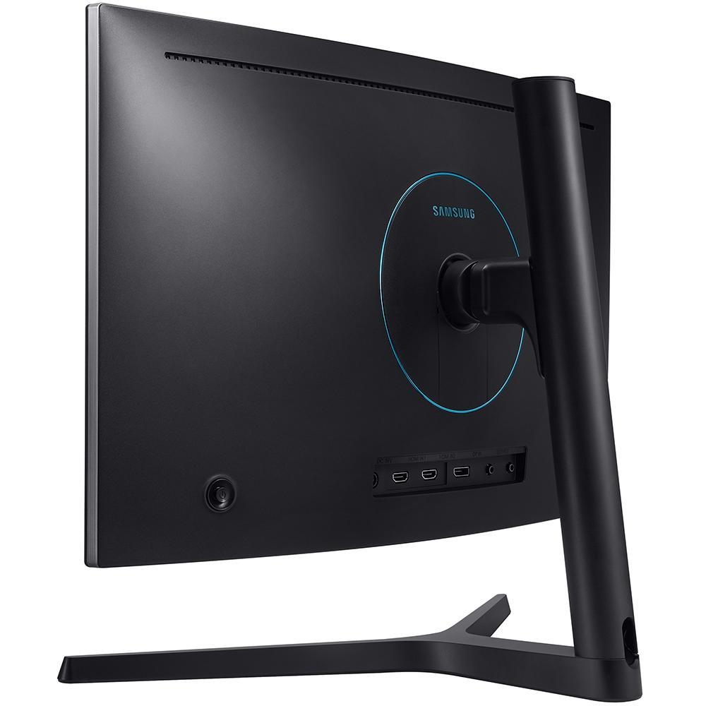 "Monitor Gamer 24"" Samsung 144Hz 1Ms HDMI Curvo SLIM LC24FG73FQLXZD"