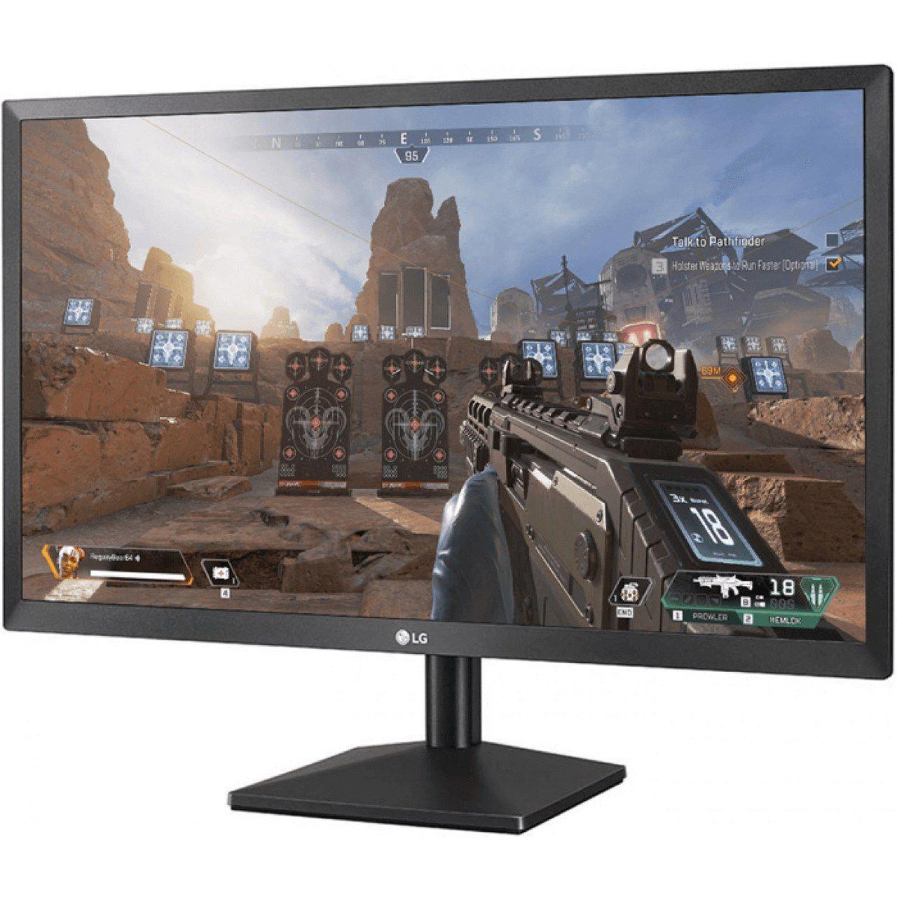 Monitor Gamer LG 21,5 FullHD AMD FreeSync HDMI VGA 22MK400H
