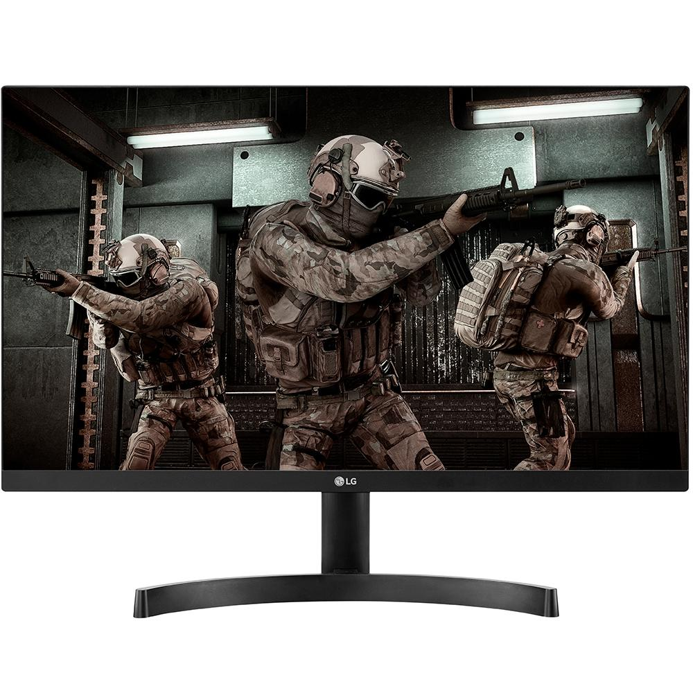 Monitor Gamer LG LED 23.8´ FULL HD IPS Freesync 75HZ 1MS - 24ML600M