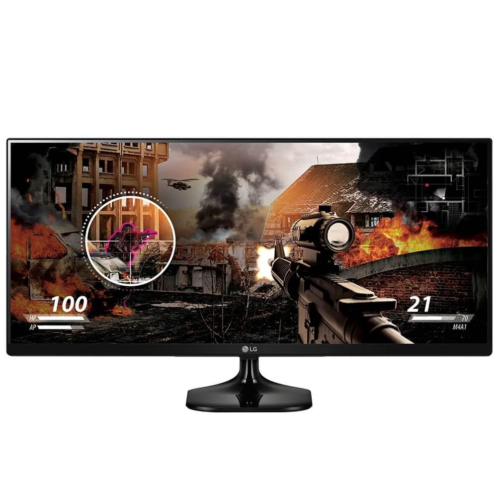 Monitor LG LED 25´ Ultrawide FULL HD IPS HDMI/VGA 25UM58-P