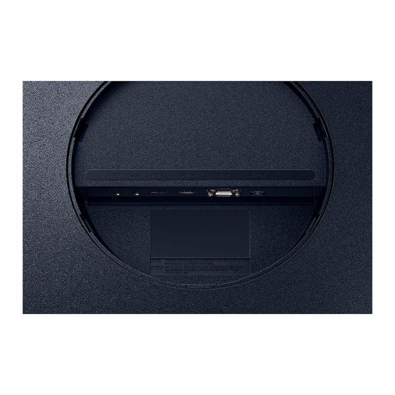 """Monitor Samsung 31,5"""" LED Curvo FreeSync 4Ms Inclinação Ajustável LC32T550FDLXZD"""