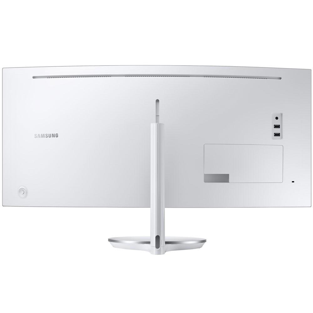 """Monitor Samsung LED 34"""" C34F791 Ultrawide Curvo Som Integrado LC34F791WQLXZD"""