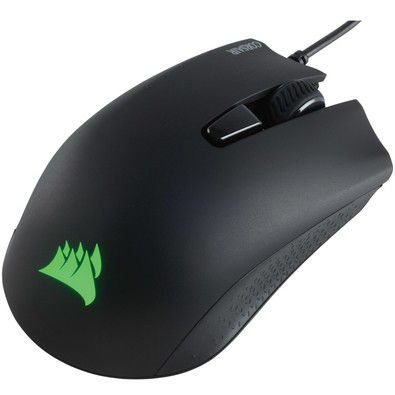 Mouse Corsair Gamer Harpoon RGB 6 Botões Preto CH-9301011-NA