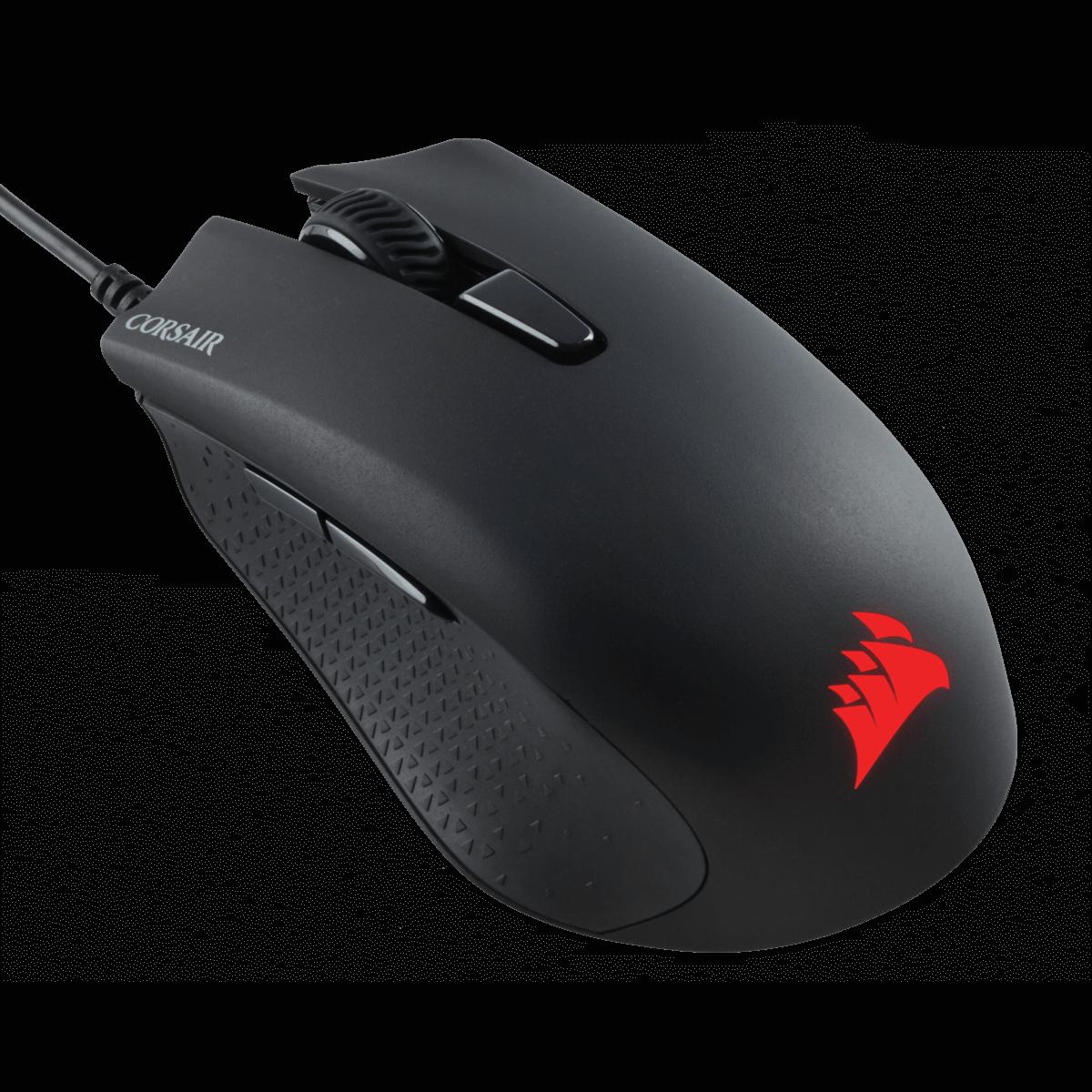Mouse Gamer Corsair Harpoon RGB 6 Botões 12000DPI CH-9301111