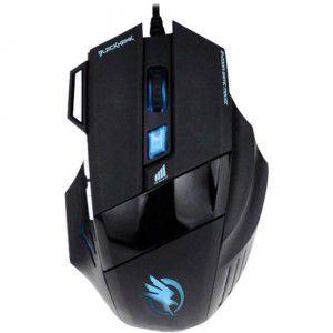 Mouse Gamer Fortrek Black Hawk 2400 Dpi ( Om703 )