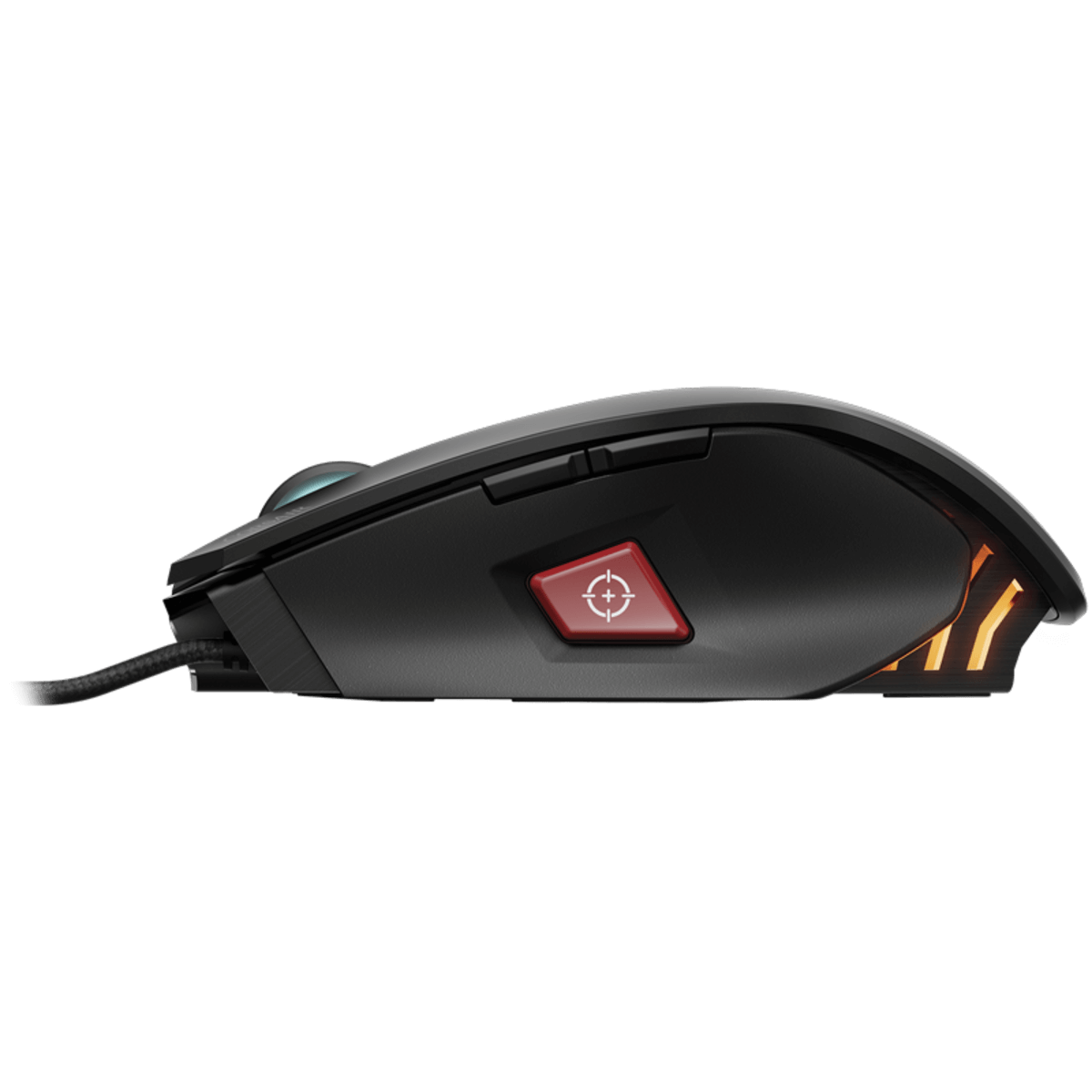 Mouse Gamer M65 Corsair Preto 12000 DPI PRO RGB - CH-9300011-NA