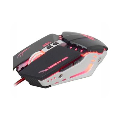 Mouse Gamer M900 KMEX, 3200Dpi, Iluminação em LED, 7 Botões