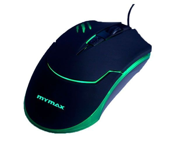 Mouse Gamer MyMax Tiger 2400DPI MultiColor OPM-M760/BK