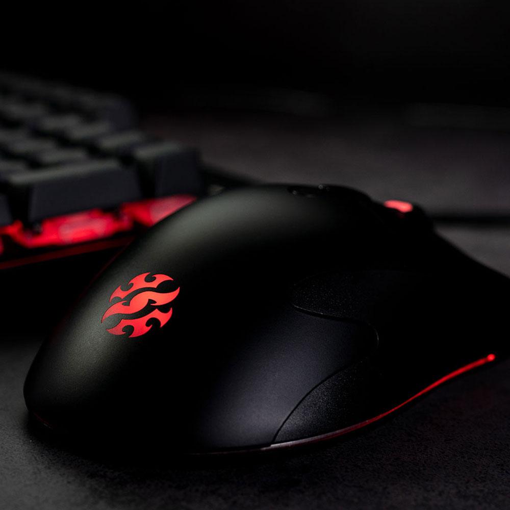 Mouse Gamer XPG Adata Infarex M20 5000DPI RGB