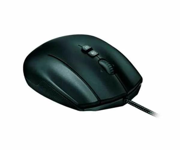 Mouse Logitech Gamer G600 MMO Doze Botões RGB 8200DPI