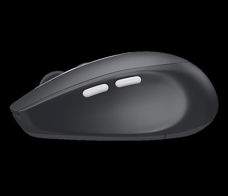 Mouse Logitech M585 Bluetooth Sem Fio Preto