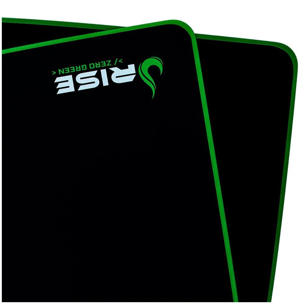 MousePad Gamer Rise Extended 90x29 cm Zero Verde RG-MP-06-ZG