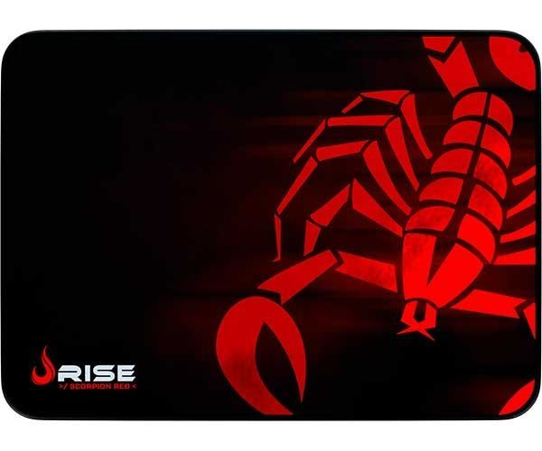 Mousepad Rise Mode Scorpion Red Médio BC RG-MP-04-SR