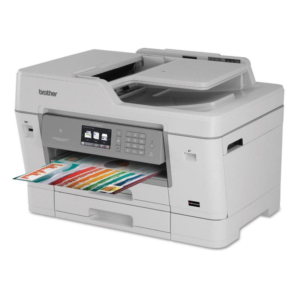 Multifuncional Brother Jato de Tinta A3 - MFC-J6935DW