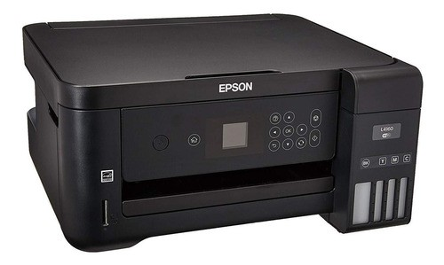 Multifuncional EPSON Tanque de Tinta L4160 Wifi C11CG23302